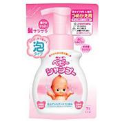 """Cow. Детский  шампунь - пенка для мытья волос с первых дней жизни, с ароматом мыла  """"Без слез"""",  запасной блок  300 мл."""