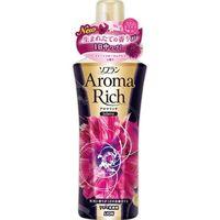 "LION Aroma Rich Кондиционер для белья ""Juliette"" с ароматом ванили и жасмина, флакон 600 мл (А)"