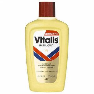 """LION   """"Vitalis"""" Мужское витаминизированное средство для волос с цитрусово-цветочным ароматом, 355мл."""