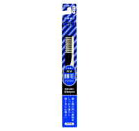 LION Зубная щетка из высококачественной НАТУРАЛЬНОЙ щетины (Жесткая), 1шт/120
