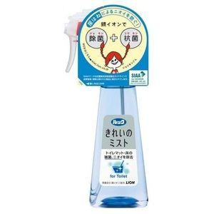 "LION Антибактериальное чистящее средство для туалета ""Look kirei mist"" с ионами серебра, 250 мл (А)"