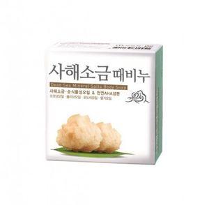 Mukunghwa скраб-мыло  с солью  Мертвого моря 100г