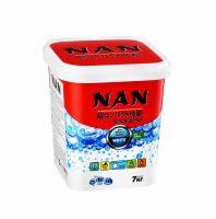 NAN WHITE BIO Супер концентрированный стир.порошок для белого белья, 0,7 кг (А)