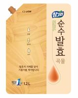"CJ Lion Средство для мытья посуды Chamgreen Pure, ""5 злаков"", м/у 1200 мл (А) (+3)"