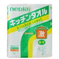 Nepia кухонные бумажные полотенца 4 ролла ( 59шт в каждом)