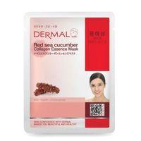DERMAL Косметическая маска с коллагеном и экстрактом красного трепанга «Красный трепанг» 23гр.