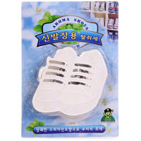 "Sandokkaebi ""Мята"" Ароматизатор-поглотитель запаха для обуви и шкафов для обуви, 4 гр. (А)"