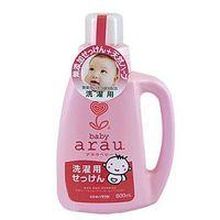 SARAYA ARAU BABY Жидкое мыло для стирки детского белья, флакон, 800 мл. (А)