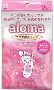 Kokubo Шлаковыводящий пластырь экстракт Розы (А)