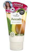 LG ОТВ Пенка для умывания с маслом авокадо и фруктовыми экстрактами 120 гр. (А)