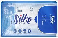 SILKO  Прокладки женские гигиенические дневные, 12 шт (А)(+)