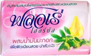 "LION Flore Herbal Bar"" Мыло туалетное ""Оливковое масло"", 80гр"""