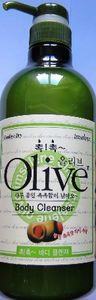 Olive Гель для душа с экстрактом оливы 750 г для мамы и малыша
