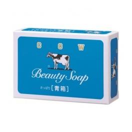 COW Молочное освежающее мыло с прохлаждающим ароматом жасмина, кусок, 85гр.