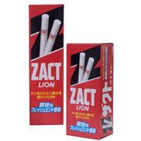 Зубная паста с отбеливающим эффектом для курящих Lion ZACT СOOL