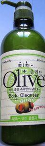Olive Гель для душа с экстрактом оливы для жирной кожи, также подходит остальным типам кожи, 750 г